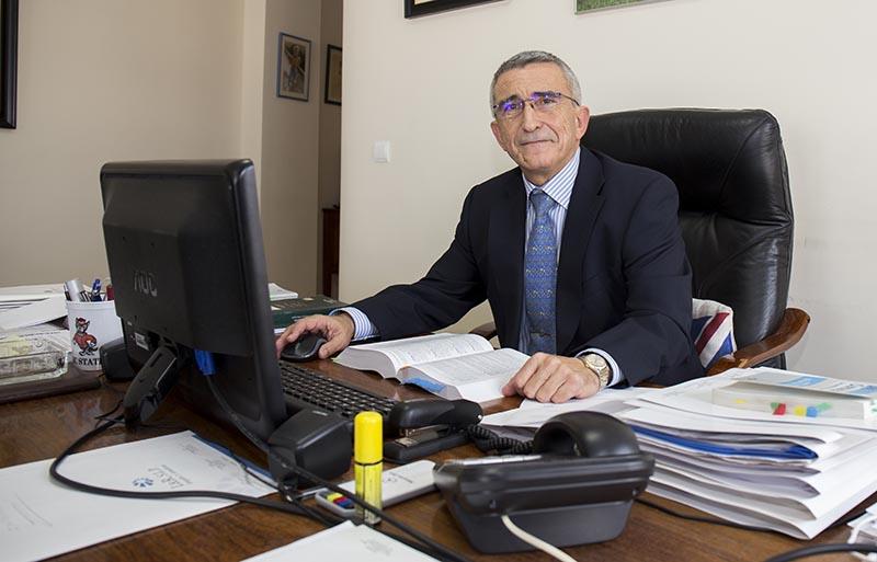 Emilio Izquierdo Meroño, Abogado, Consultor en Lucas - Meroño