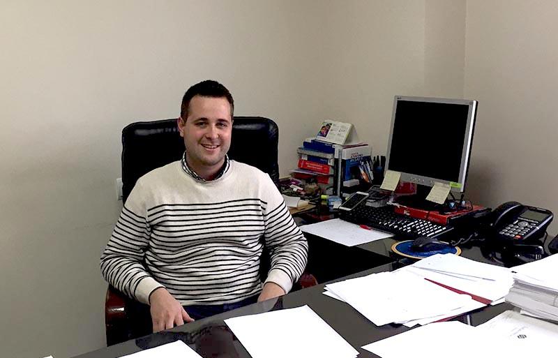 Jesús Portillo Peña, Licenciado en Dirección y Administración de Empresas, Consultor y Asesor Financiero