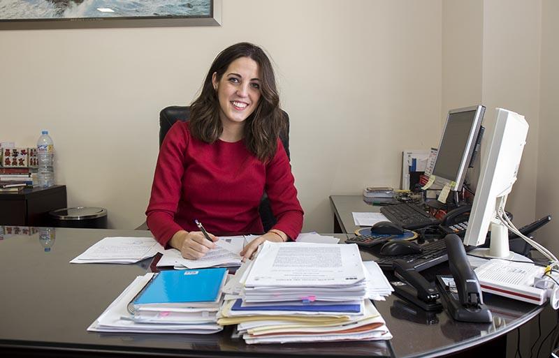 ESTHER BARRERA CASTRO, Abogado, Consultor en Lucas - Meroño