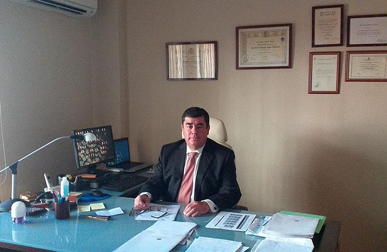 Hector Gomez, Abogado en Lucas Meroño Abogados y Consultores